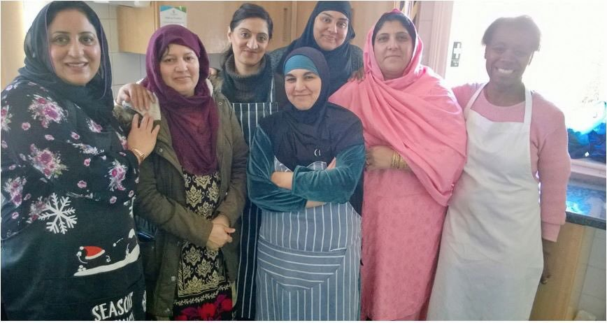Samina and local community womens group